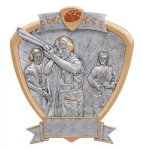 Signature Series Trap Shooter Shield Award Trap Shooting Trophies