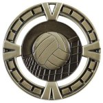 Celebration Medal - Volleyball Volleyball Medals