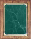 Walnut Plaque - Green Heritage Walnut Plaques